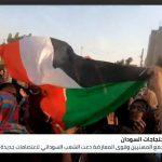المعارضة السودانية تعلن إضرابا شاملا