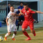 الوحدة الإماراتي يخسر من لوكوموتيف الأوزبكي في دوري أبطال آسيا