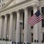 الحكومة الأمريكية تحقق فائضا قدره 9 مليارات دولار في يناير