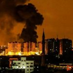 الاحتلال يقصف موقعا للقسام في غزة