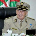 رئيس أركان الجيش الجزائري: الانتخابات المفتاح الحقيقي لبناء دولة قوية
