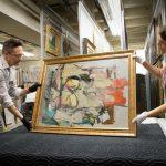 عرض لوحة بملايين الدولارات بعد أكثر من 30 عاما على سرقتها