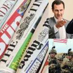 نافذة على الصحافة العالمية: أمريكا تغادر سوريا بقدم واحدة