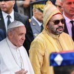 البابا والعاهل المغربي يؤكدان ضرورة أن تكون القدس مفتوحة أمام كل الديانات