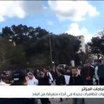 دعوات جديدة للتظاهر في أنحاء متفرقة بالجزائر