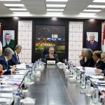 اشتية: سنعمل على تنفيذ قرارات المجلسين الوطني والمركزي