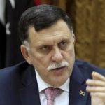 السراج يرفض مطالب حفتر بربط إعادة فتح الموانئ بإعادة توزيع إيرادات النفط