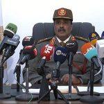 المسماري: قطر تدعم الميليشيات الإرهابية في ليبيا
