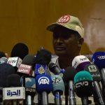 حميدتي يلقي خطابا للشعب السوداني بعد فترة من الصمت