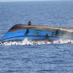 الهلال الأحمر التونسي: غرق حوالى 60 مهاجراً قبالة تونس