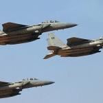 التحالف العربي يستهدف معسكرا بقصر الرئاسة بصنعاء
