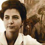 ذكرى ميلاد إنجي أفلاطون.. إحدى رائدات الفن التشكيلي في مصر