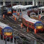 إخلاء محطتين لقطارات الأنفاق في لندن بسبب إنذار حريق