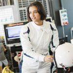 ريما الجفالي أول سعودية تعلن مشاركتها في فورمولا 4 البريطانية