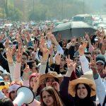 آلاف المدرسين المغاربة المتعاقدين يعلّقون إضرابهم
