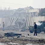 3 قتلى و19 مصابا في انفجار مزدوج بشرق أفغانستان