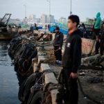 ساحل غزة في انتظار الغائب