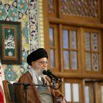 خامنئي: طهران سترد على القرصنة البريطانية بشأن احتجاز ناقلة إيرانية