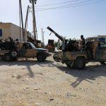 الجيش الليبي يعلن السيطرة على طريق مطار طرابلس
