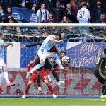 يوفنتوس يهدر فرصة للتتويج بلقب الدوري الإيطالي بعد الخسارة أمام سبال