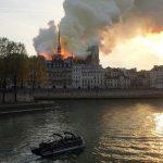 فرنسا تبحث عن أسباب حريق كاتدرائية نوتردام
