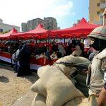 انطلاق الاستفتاء على التعديلات الدستورية داخل مصر