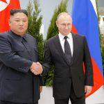 بوتين: زيارة كيم تساعد في تسوية الأزمة الكورية