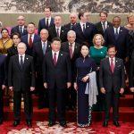 قادة 40 دولة يجتمعون في قمة الحزام والطريق بالعاصمة الصينية