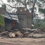 5 قتلى على الأقل حصيلة الإعصار كينيث في موزمبيق
