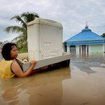 بنجكولو.. مقاطعة غمرها الفيضان