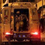 حملة اعتقالات ومداهمات في الضفة الغربية