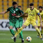 الوصل الإماراتي يخسر من ذوب آهن الإيراني بدوري أبطال آسيا