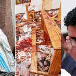 السريلانكيون يقفون 3 دقائق صمت حدادا على ضحايا التفجيرات