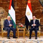 انتهاء لقاء أبو مازن مع السيسي بالقاهرة.. تعرف على التفاصيل