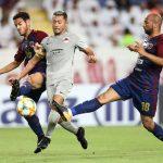الوحدة الإماراتي ينتزع فوزًا ثمينًا من الريان القطري بدوري أبطال آسيا