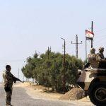 7 شهداء و26 مصابا بتفجير انتحاري في شمال سيناء