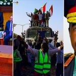 الأزمة السودانية.. قطار محتجين ومهلة أفريقية 3 أشهر وتعليق أمريكي