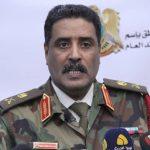 بيان القيادة العامة للقوات المسلحة العربية الليبية بشأن مؤتمر برلين