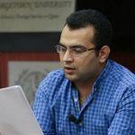 محمد أبو زيد يوقع روايته الجديدة «عنكبوت في القلب»
