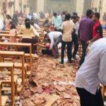 رئيس وزراء الهند يزور إحدى الكنائس المستهدفة في تفجيرات عيد القيامة في سريلانكا
