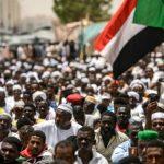 مسيرة للمطالبة بالحكم المدني في السودان