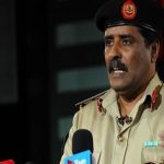 المسماري: قوات الجيش استهدفت مواقع عدة للميليشيات في طرابلس