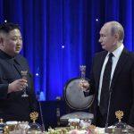 لغة الجسد تفضح زعيم كوريا الشمالية أمام الرئيس الروسي في أول قمة مشتركة