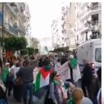 الجزائر الآن.. شاهد مسيرات ضد بن صالح وتعالي هتاف