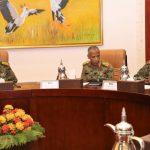 المجلس العسكري السودانيينظر في استقالة 3 من أعضائه