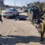 إصابة فلسطيني برصاص الاحتلال جنوب نابلس