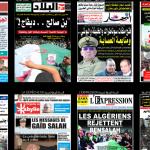 الصحف الجزائرية: مخطط فرنسي لضرب الحراك الشعبي