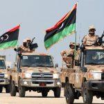 الجيش الوطني الليبي يصل إلى موقع قرب قرية غريان