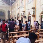 الرئيس عباس يدين الهجمات الإرهابية في جمهورية سريلانكا