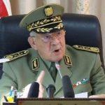 قائد أركان الجيش الجزائري: سيتم الكشف عن ملفات فساد كبيرة